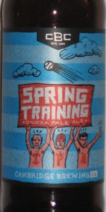 Spring Training IPA
