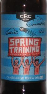 Spring Training IPA