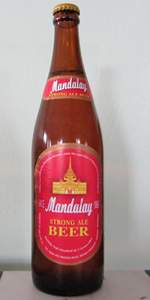 Mandalay Strong Ale Beer