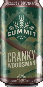 Cranky Woodsman
