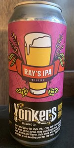 Image result for yonkers ray's ipa