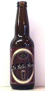 La Belle Brune
