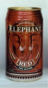 Elephant Red