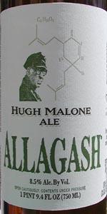 Allagash Hugh Malone