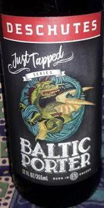 Just Tapped - Baltic Porter