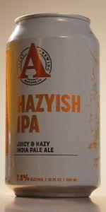 Hazyish IPA