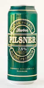 Harboe Pilsner 2,8%
