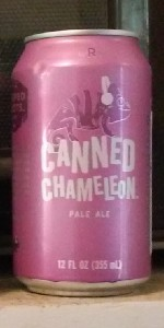 Canned Chameleon (Pink)