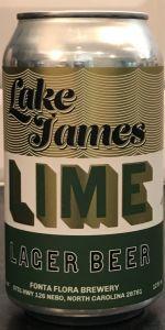 Lake James Lime