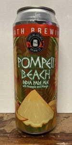 Pompeii Beach