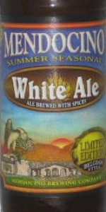 Special Edition - White Ale
