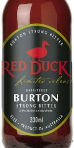 Red Duck Burton Strong Bitter
