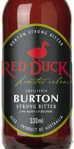 Red Duck Burton Strong Bitter