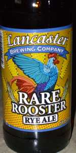 Rare Rooster Summer Rye