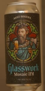 Glasswork Mosaic IPA