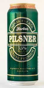 Harboe Pilsner 3,5%