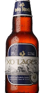 Big Rock XO Lager
