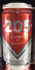 205 Pale Ale