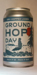 Ground Hop Day (2018)