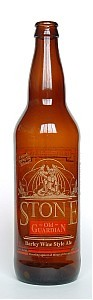 Stone Old Guardian Barley Wine Style Ale 2002