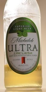 Michelob Ultra Fruit Lime Cactus