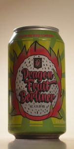 Dragon Fruit Berliner