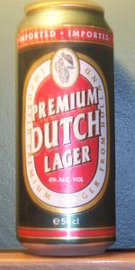 Premium Dutch Lager