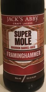 Barrel-Aged Framinghammer - Super Mole