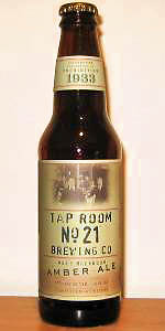 Tap Room No. 21 Amber Ale