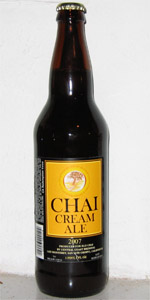 Chai Cream Ale
