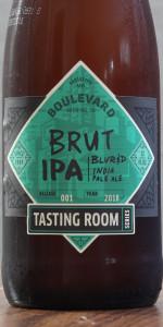 Tasting Room Series: Brut IPA