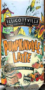 Pumpkinville Latte