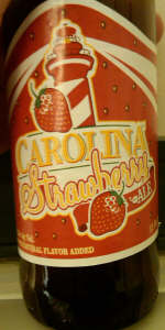 Carolina Strawberry Ale