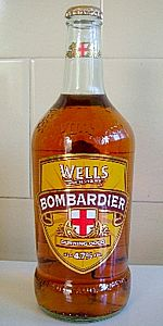 Wells Bombardier Burning Gold