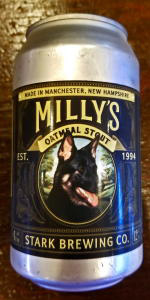 Milly's Oatmeal Stout