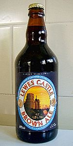 Harveys Lewes Castle Brown Ale