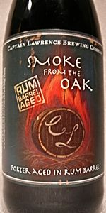 Smoke From The Oak (Rum Barrel Aged)