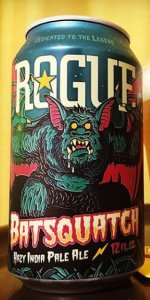 Batsquatch Hazy IPA