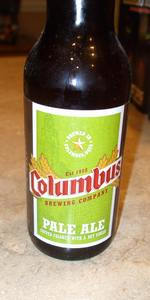 Columbus Pale Ale