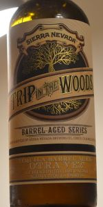Trip In the Woods: Tequila-Barrel-Aged Otra Vez