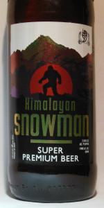 Himalayan Snowman