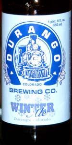 Winter Ale