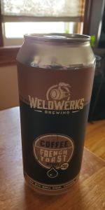 Coffee French Toast Stout