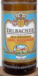 Irlbacher Premium Hefeweizen Hell