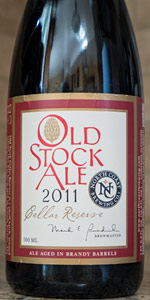 Old Stock Cellar Reserve (Aged In Brandy Barrels)