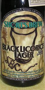 Black Licorice Lager