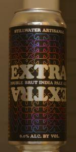 Extra Extra Double Brut IPA