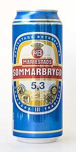 Mariestads Sommarbrygd 5,3%