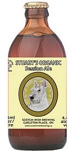 Stuart's Natural Session Ale