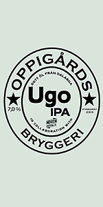 Oppigårds / North Brewing - Ugo IPA